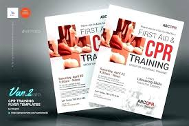 Training Flyer Templates Free Announcement Flyer Template Baby Announcement Poster