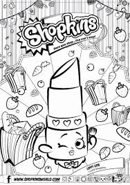Free Shopkins Coloring Pages Awesome Shopkins Coloring Sheets Free