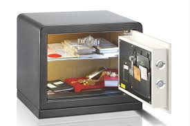 Be smart about where you keep your irreplaceable valuables. It is very easy  to install