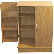 Wooden Storage Cabinets With Doors Dvd Storage Cabinet With Doors Best Home Furniture Decoration