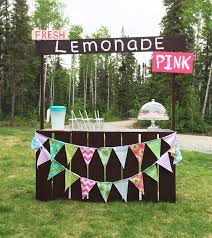 DIY Lemonade Stand - Easy and Cheap! From Ana-White.com