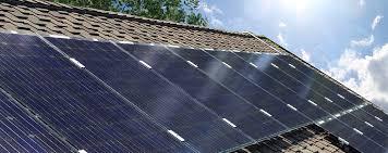 bi residential roof mount bi solar canopy