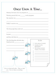 Free Printable Baby Boy Book Pages Guest Blogger: Amanda \u2013