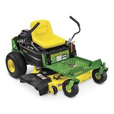 zero turn lawn mowers for sale. john deere z335e carb 20-hp v-twin dual hydrostatic 42-in zero turn lawn mowers for sale