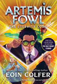 eoin colfer has also done a great q a with syfy definitely worth a read share facebook twitter google s artemis fowl new 2018 book covers