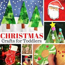 Toddlers Christmas Crafts  Kids U0026 Preschool CraftsChristmas Crafts For Toddlers