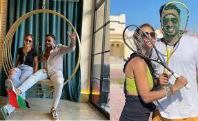 من هو هشام عاشور لاعب الاسكواش عبر ويكيبيديا ؟ - غزة تايم - Gaza Time
