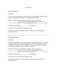 Parent Letter Template Dldownload