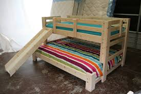 bunk bed with slide. Plain With In Bunk Bed With Slide D