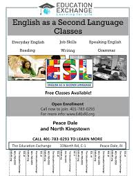 Flyer With Phone Number Tabs Esl Flyer 2018 General Info Only_orange With Pull Tabs 8 10