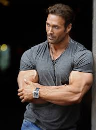 apart from being a tv model and a fitness star mike o hearn is also an entrepreneur he was forced into to feed a large family