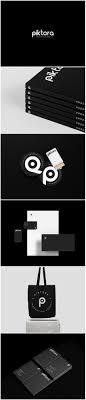 Salt Corporate Design Branding Project For Piktora Production Agency Design
