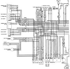 honda vf750c wiring diagram honda wiring diagrams
