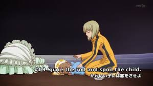 spare the rod and spoil the child tiger bunny wiki fandom  spare the rod and spoil the child