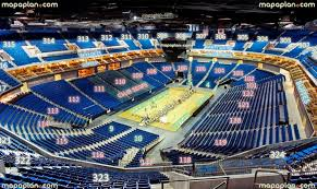 Oklahoma Thunder Arena Seating Chart Amazing In Addition To Lovely Okc Thunder Seating Chart