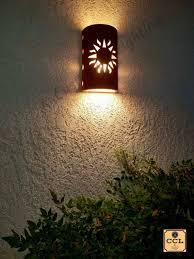 Wall Light New Sun Southwestern Lighting Outdoor Wall