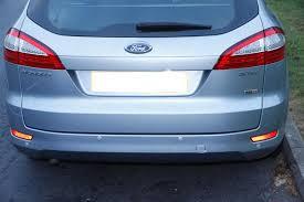 Remove Rear Light Cluster Ford Mondeo Estate Rear Bumper Removal Interior Exterior Mk4 Mondeo