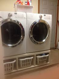 Washer Dryer Shelf Instead Of Paying A Ridiculous Price For Pedestals For Under My