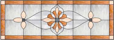 stained glass transom 08