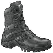 Bates Women S Boots Size Chart Womens Bates Delta 8 Side Zip Boots
