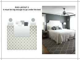 rug in bedroom layout the rules of rug layout it must be big enough to go rug in bedroom