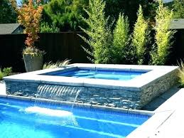 in ground jacuzzi. In Ground Jacuzzi Above Cover Pool Royal Viking Spa Pools Pumps . Construction
