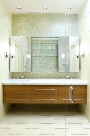 glass door bathroom cabinet cabinets with mirror doors dressing room wall cabinet glass door mirrors shelves