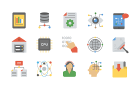 Download Free Data Icon Vector Pack Frebers