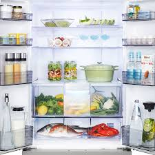 Largest Capacity Refrigerator Take A Look Inside Our New French Door Fridge Panasonic