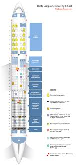 Delta Express Jet Seating Chart Delta Unveils Revolutionary New Seating Chart Mile Writer