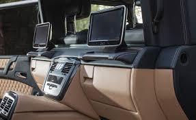 2018 maybach g650.  2018 2018 mercedes maybach g650 landaulet interior rear headunit screen photo  32 of 52 throughout maybach g650