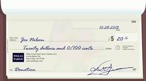 how to write rent check co sample writing a check how