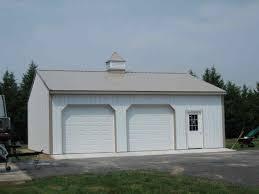10 x 9 garage door87 best Pole Garages images on Pinterest  Garage organization