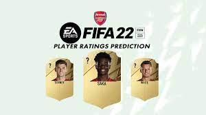 Arsenal FIFA 22 player ratings ...