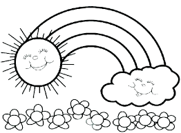 Free Flower Coloring Pages For Preschoolers Easy Printable Flower