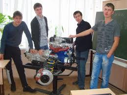 Техническое обслуживание и ремонт автомобильного транспорта   проводить практику в период обучения а так же выполнять ремонт автомобилей колледжа В этих же мастерских студенты выполняют свои дипломные проекты
