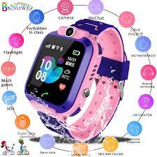 <b>LIGE 2019 Smart Watch</b> For Children Kids Baby <b>Watch</b> Phone 2G ...