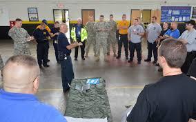hurricane joaquin nc guardsmen ems prepare for relief operations matthew devivo view original