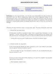 argumentative essay reiki adverse effect