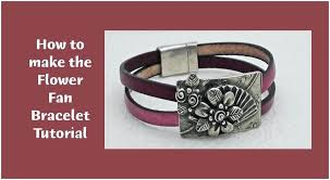 leather jewellery making tutorials and tips for euro jewelry supplies leather jewellery