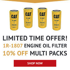 1r 1807 Caterpillar Engine Oil Filter Cross Reference
