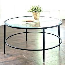 ikea acrylic coffee table round coffee table acrylic coffee table round glass side table small with