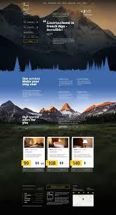 Blue Mountains Web Design 11 Rooms Responsive Website Template Hotel Website Design