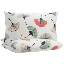 tovsippa duvet cover and pillowcase s white