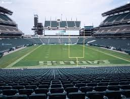 Lincoln Financial Field Seating Chart Rolling Stones Lincoln Financial Field Section 109 Seat Views Seatgeek