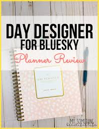 Day Designer Blue Sky Daily Monthly Day Designer Daily For Bluesky Review My Something