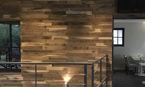 hardwood wall panels