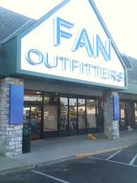 fan outfitters lexington ky. identification signs for lexington, ky-based fan outfitters. our span from palomar centre here in lexington to their oklahoma city, ok market. outfitters ky