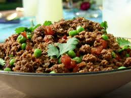 asian ground beef recipes. Modren Recipes Kheema Indian Ground Beef With Peas Recipe  Aarti Sequeira Food Network Intended Asian Recipes