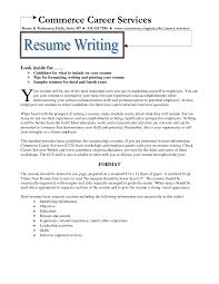 House Cleaning Job Description For Resume One Page Resume Template Free House Cleaninge Templates 58